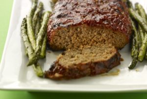 Healthy Ground Turkey Meatloaf