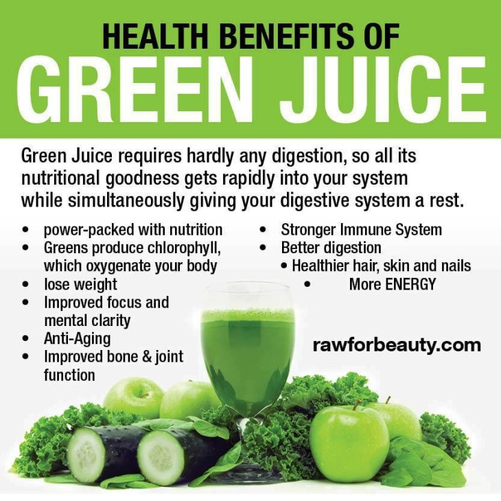 Amazing benefits of drinking vegetable juices