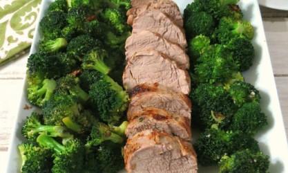 Pork Lion roast recipe