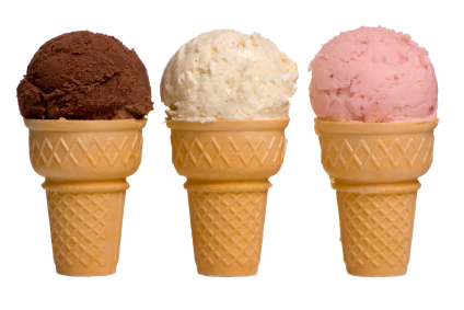 Ice creams for diabetic