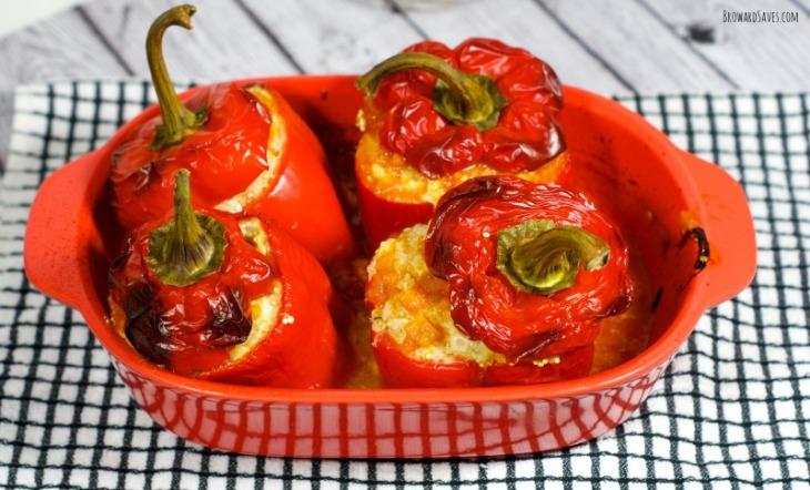 stuffed tomato recipe appetizer