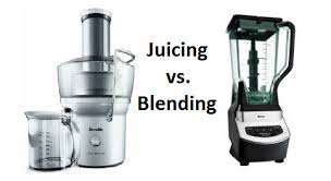 Juice VS. Blend by Kevin Angileri