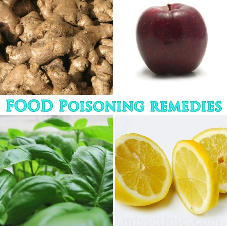 What To Start Eating After Food Poisoning