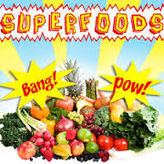 Kevin Angileri writes about Superfoods for Healthy and Natural Conception