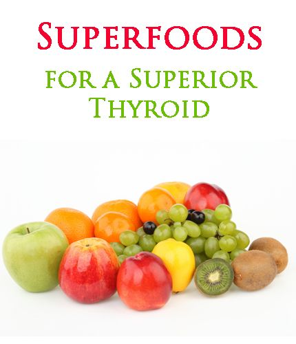 Kevin Angileri Superfoods for a Superior Thyroid